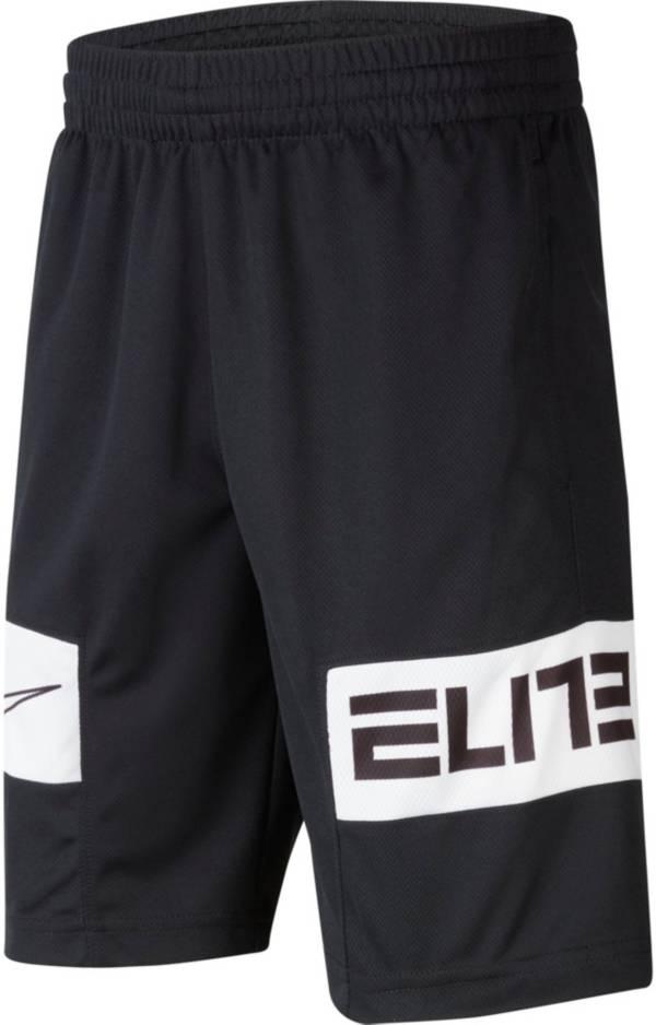 Nike Boys' Elite Graphic Basketball Shorts product image
