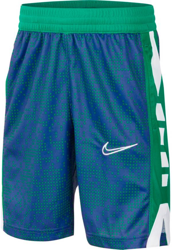 Nike Boys' Elite Printed Basketball Shorts product image