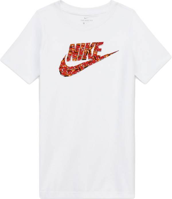 Nike Boys' Sportswear Logo Graphic T-Shirt product image