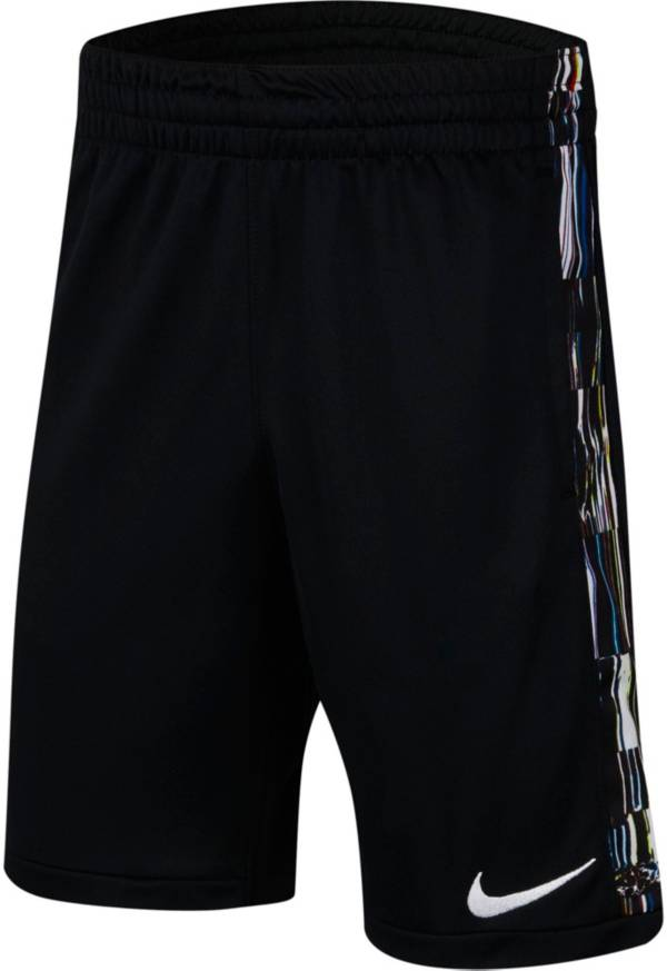 Nike Boys' Trophy Printed Training Shorts product image
