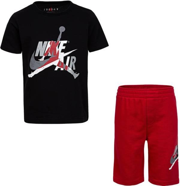 Nike Boys' Jumpman Classics T-Shirt and Mesh Shorts 2-Piece Set product image
