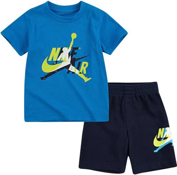 Jordan Boys' Jumpman Classics T-Shirt and Shorts 2-Piece Set product image