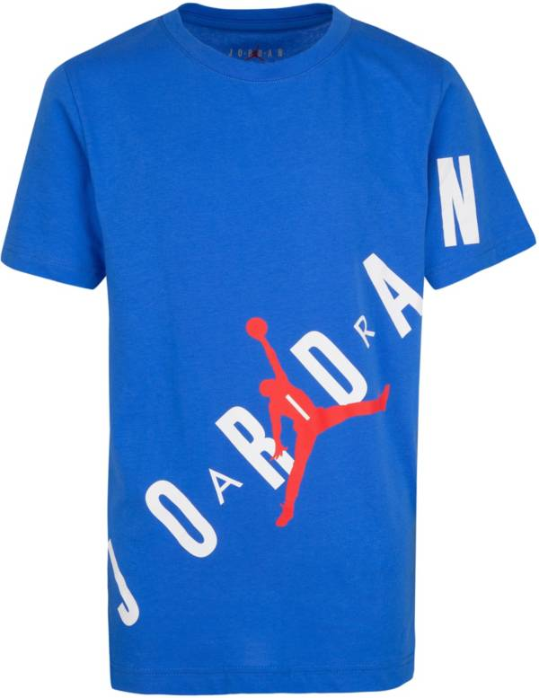 Jordan Boys' Stretch Short Sleeve T-Shirt product image