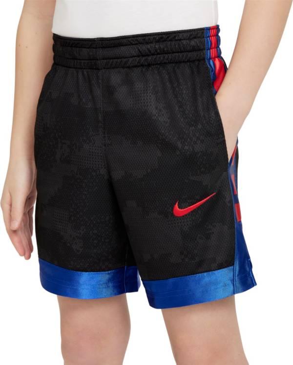Nike Boys' Elite Print Basketball Shorts product image