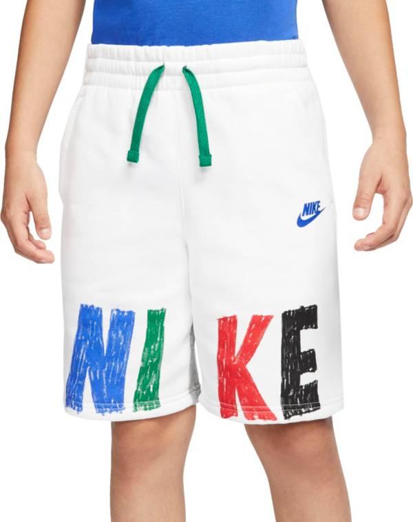 Nike Boys' Marker Mash Club Fleece Shorts product image