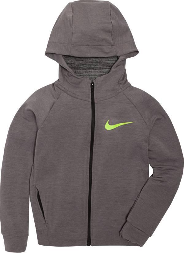 Nike Boys' Dri-FIT Training Full Zip Hoodie product image