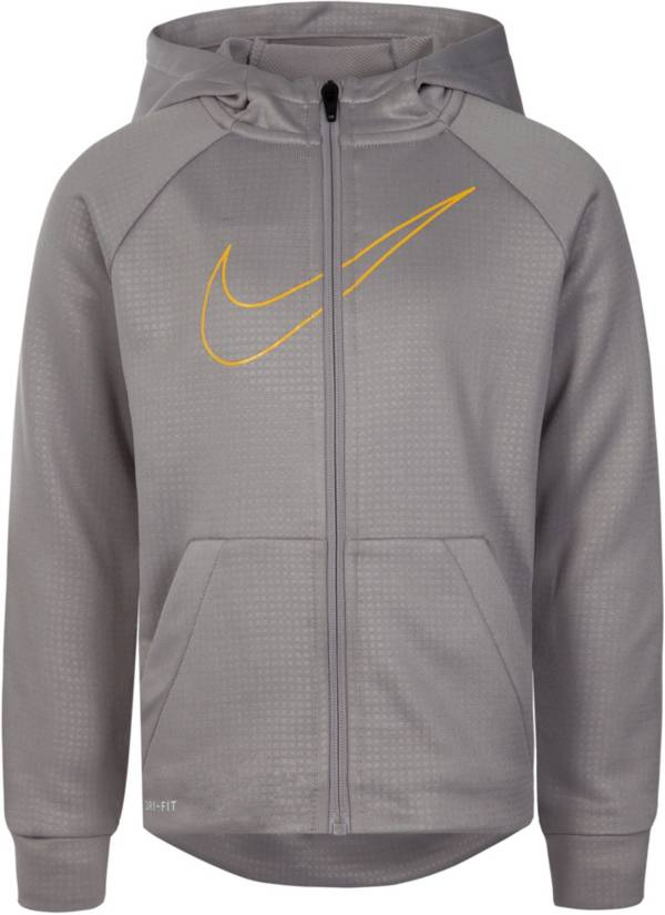 Nike Boys' Emboss Legacy Full Zip Hoodie product image