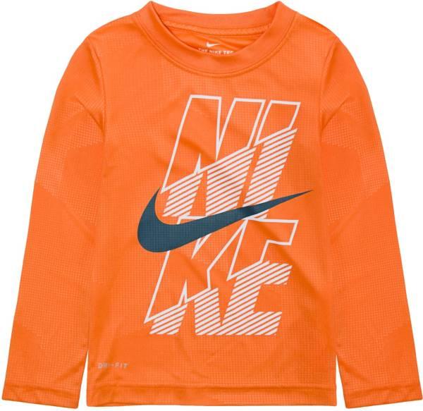 NKB Nike Little Boys' Block Dri-FIT Long Sleeve Shirt product image
