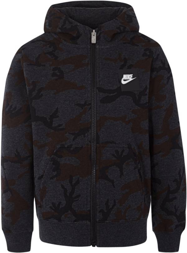 Nike Boys' Sportswear AOP Camo Hoodie product image