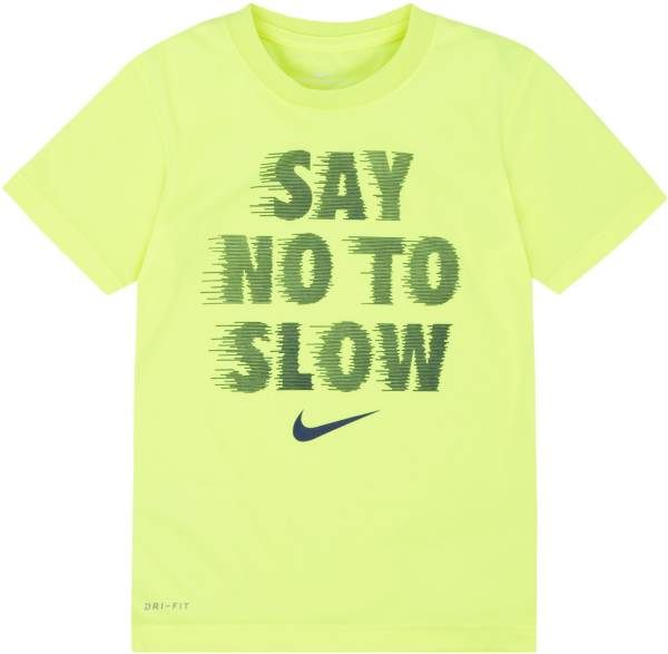 Nike Little Boys' Say No Dri-FIT T-Shirt product image