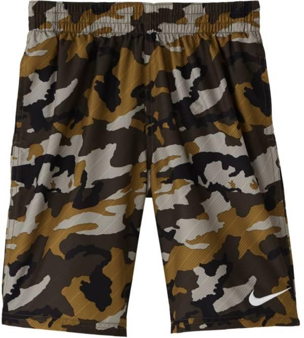Nike Boys' Camo Lap Volley Swim Trunks product image