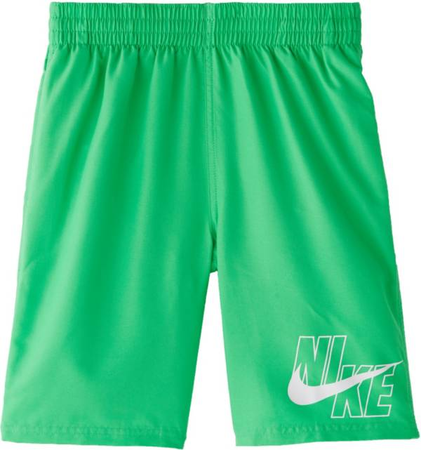 Nike Boys' Logo Solid Lap Volley Swim Trunks product image
