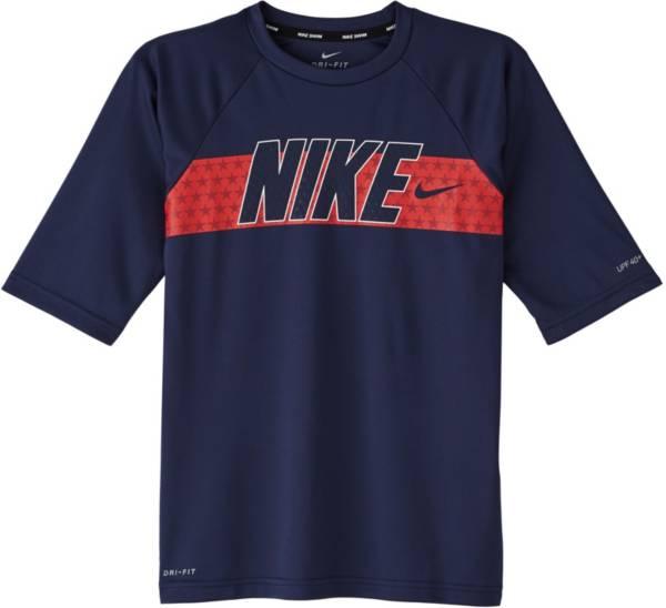 Nike Boys' Americana Half Sleeve Rash Guard product image