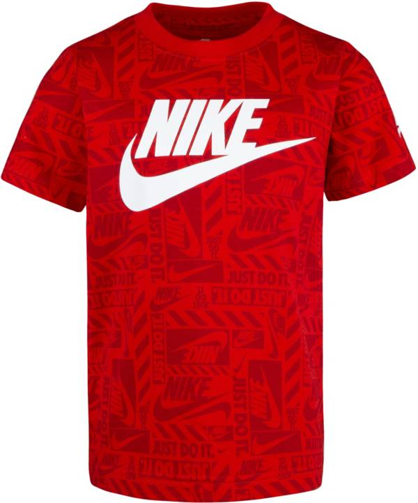 Nike Boys' All-Over Americana Printed T-Shirt product image