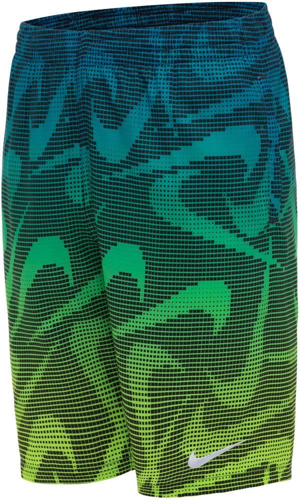 Nike Boys' Pixel Swoosh Breaker Volley Swim Trunks product image
