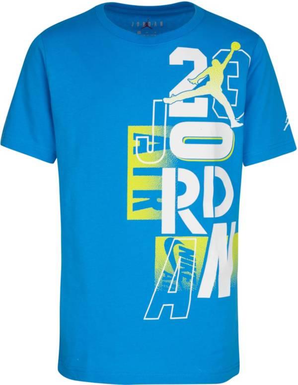Jordan Boys' Retro Jumble Graphic T-Shirt product image