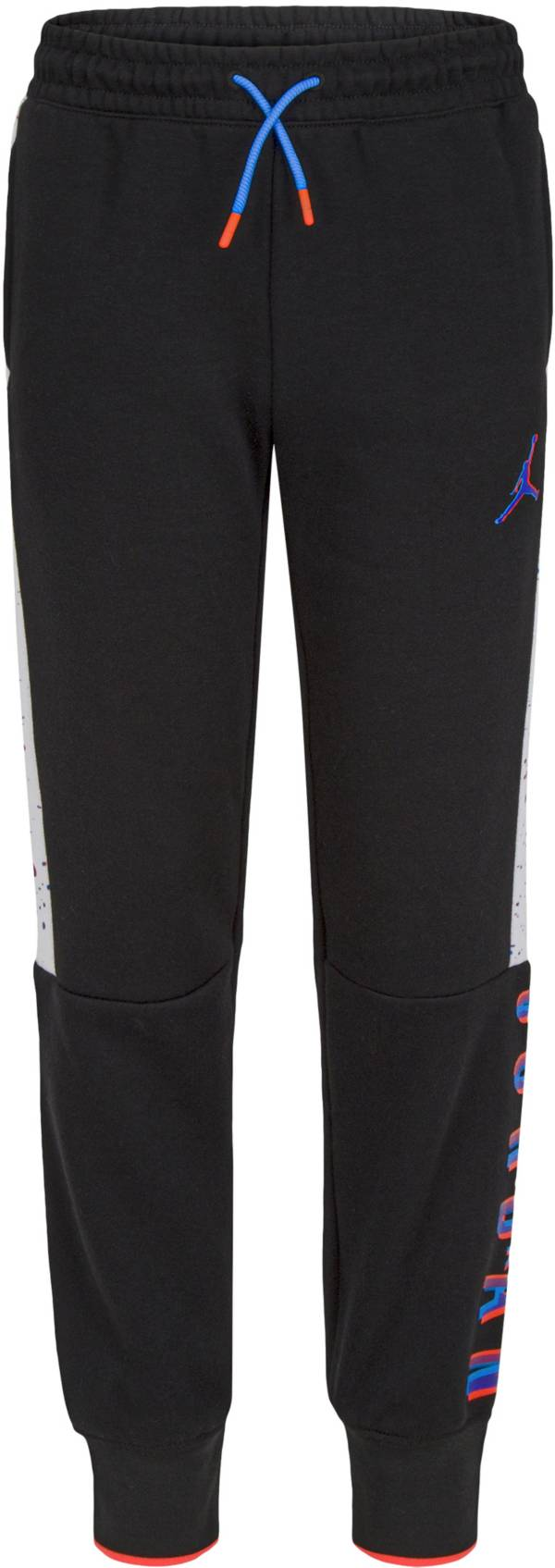 Jordan Boys' Space Glitch Fleece Pants product image