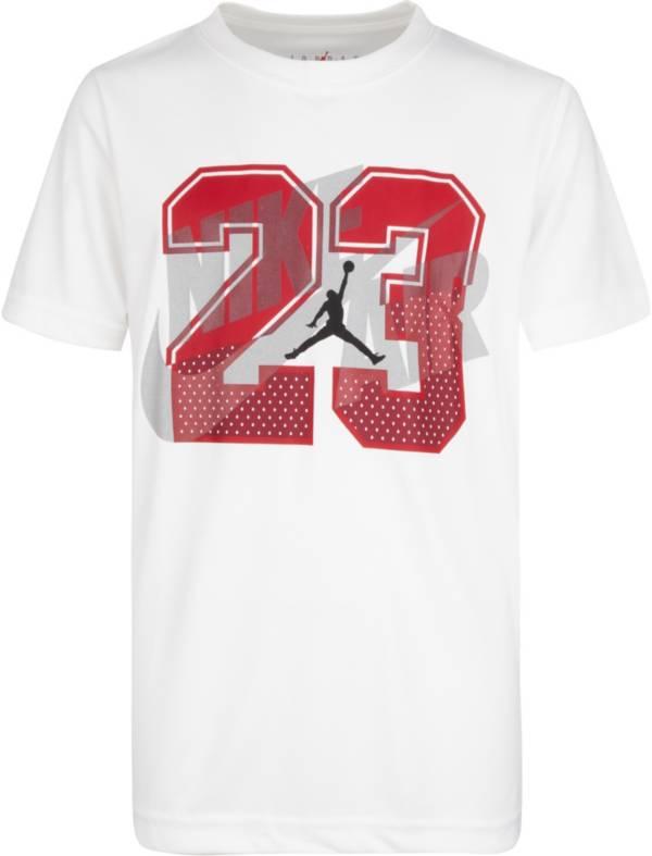 Jordan Boys' Split Decision Short Sleeve T-Shirt product image