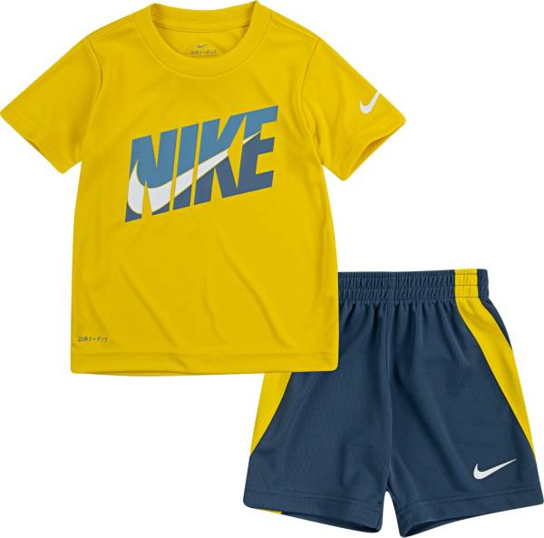 Nike Boys' Dri-FIT Sport Short Sleeve Tee and Short Set product image