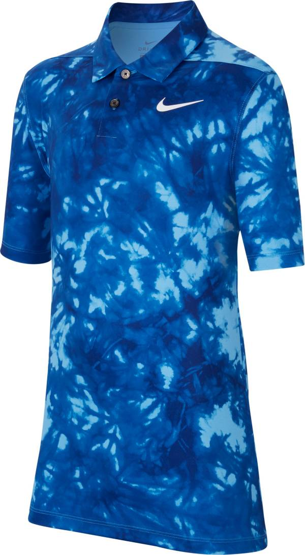 Nike Boys' Dri-FIT Printed Golf Polo product image