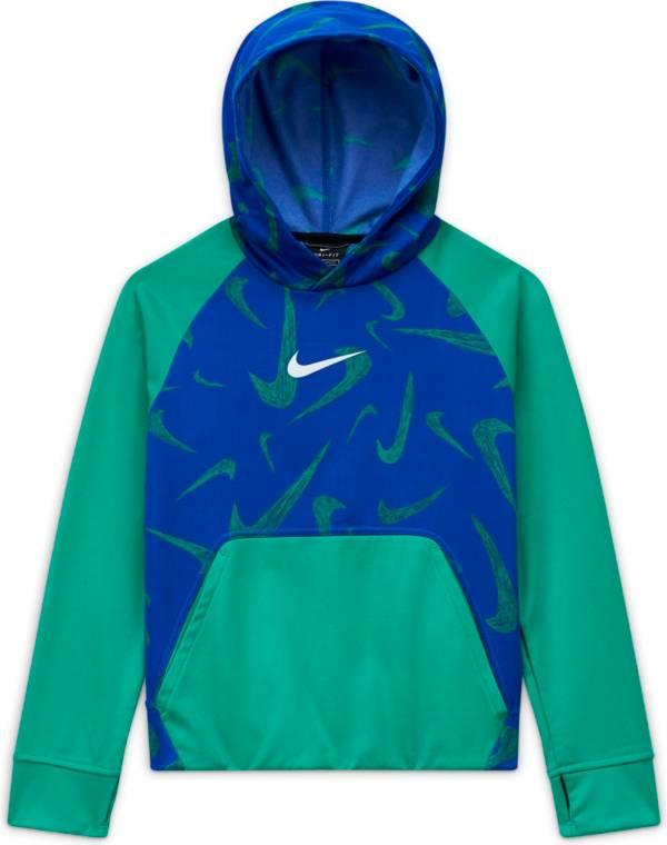 Nike Boys' Therma Printed Training Hoodie product image