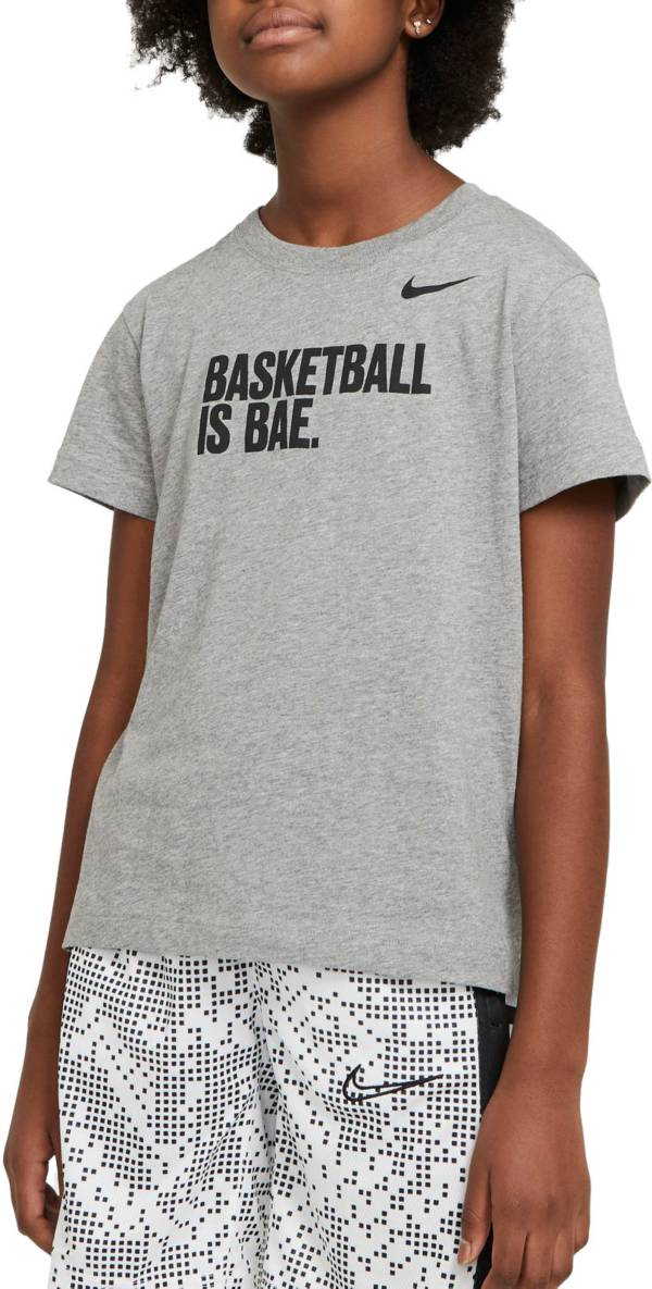 Nike Girls' Basketball Is Bae Graphic T-Shirt product image