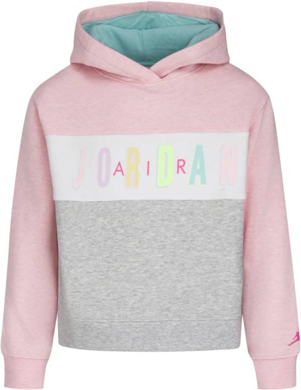 Jordan Girls' Colorblock Hoodie product image