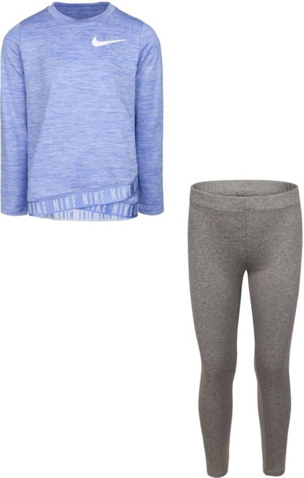 Nike Girls' Crossover Legging Set product image