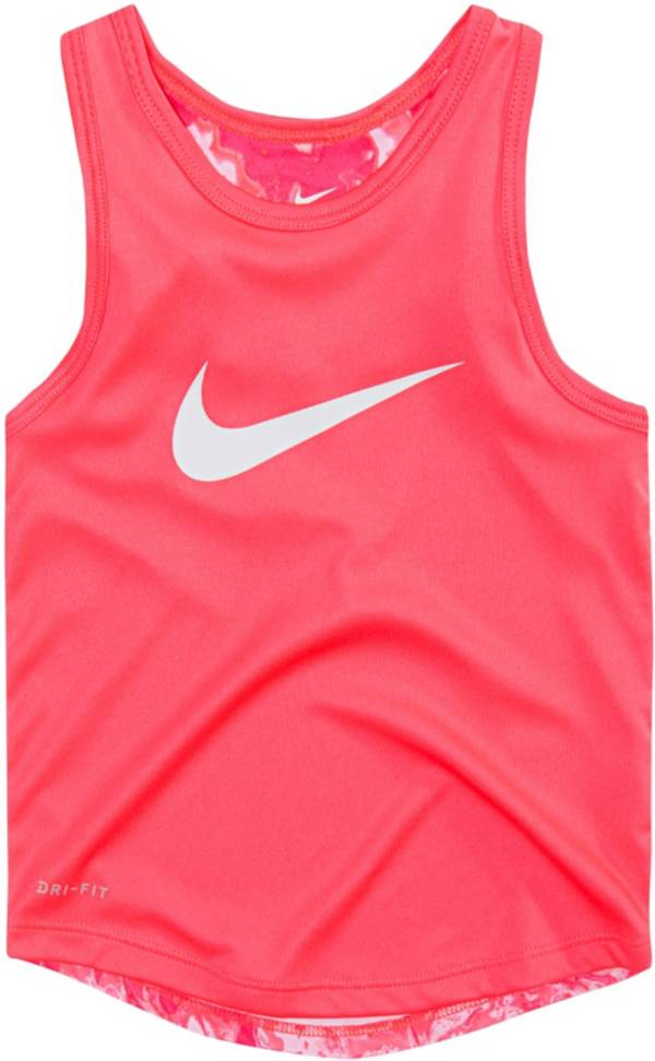 Nike Little Girls' Dri-FIT Graphic Tank Top product image