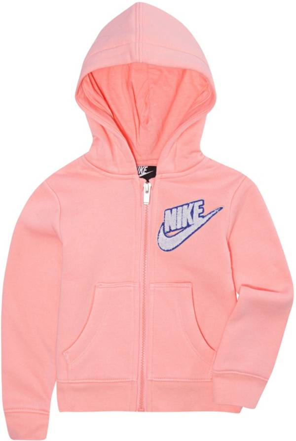 Nike Toddler Girls' Fleece Full-Zip Hoodie product image