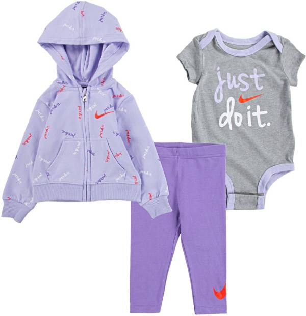 Nike Infant French Terry 3 Piece Set product image