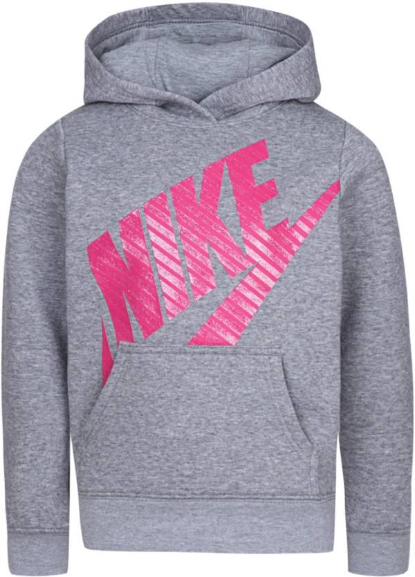 Nike Little Girls' Futura Fleece Pullover Hoodie product image