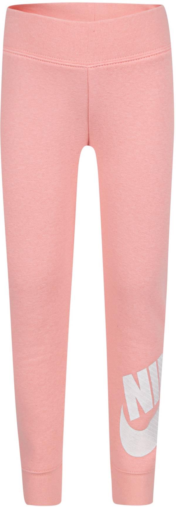 Nike Little Girls' Futura Fleece Jogger Pants product image