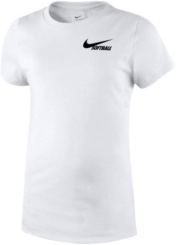 Nike Girls' Practice Short Sleeve T-Shirt product image
