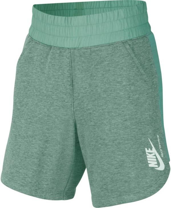 Nike Girls' Sportswear Heritage Shorts product image