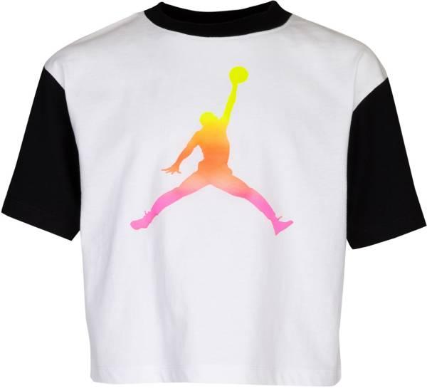 Jordan Girls' Jumpman Air Rise Boxy Short Sleeve T-Shirt product image