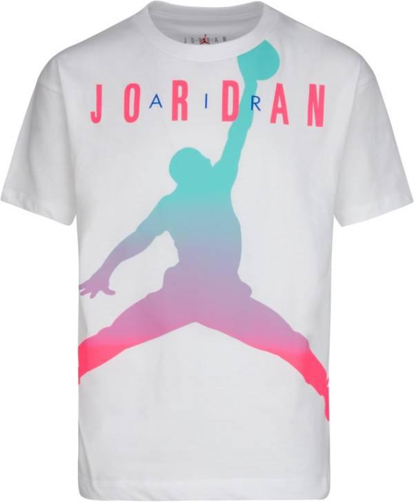 Jordan Girls' Fadeaway Short Sleeve T-Shirt product image