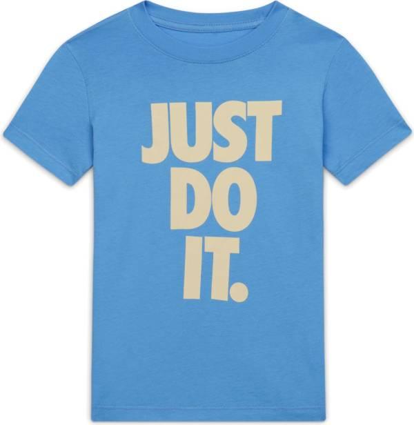 Nike Girls' Sportswear Just Do It Graphic T-Shirt product image