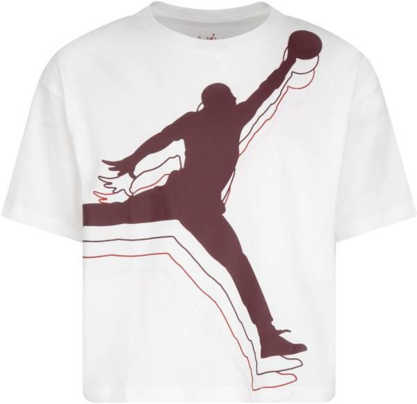 Jordan Girls' Luxe Court Boxy Short Sleeve T-Shirt product image