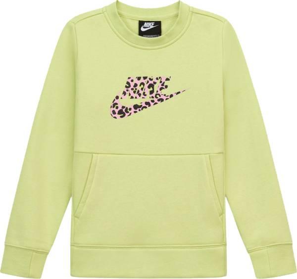 Nike Girls' Sportswear Crew Sweatshirt product image