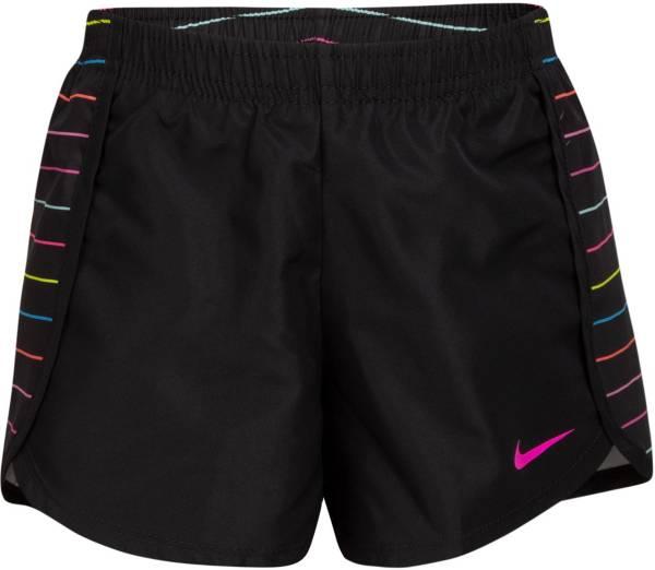 Nike Little Girls' Sprinter Dri-FIT Printed Running Shorts product image