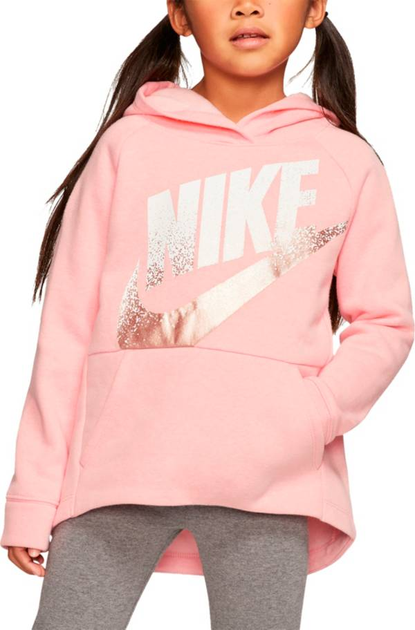 Nike Little Girls' Shine Spray Pullover Hoodie product image
