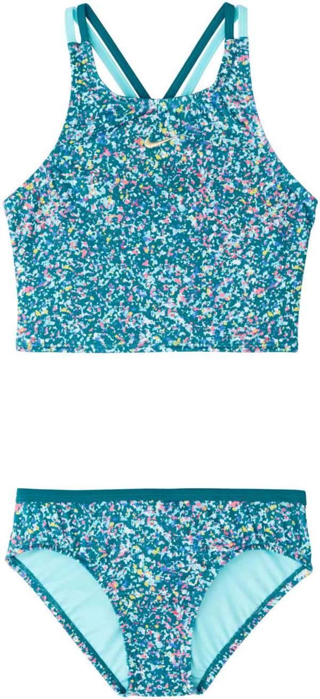 Nike Girls' Spiderback Bikini Set product image