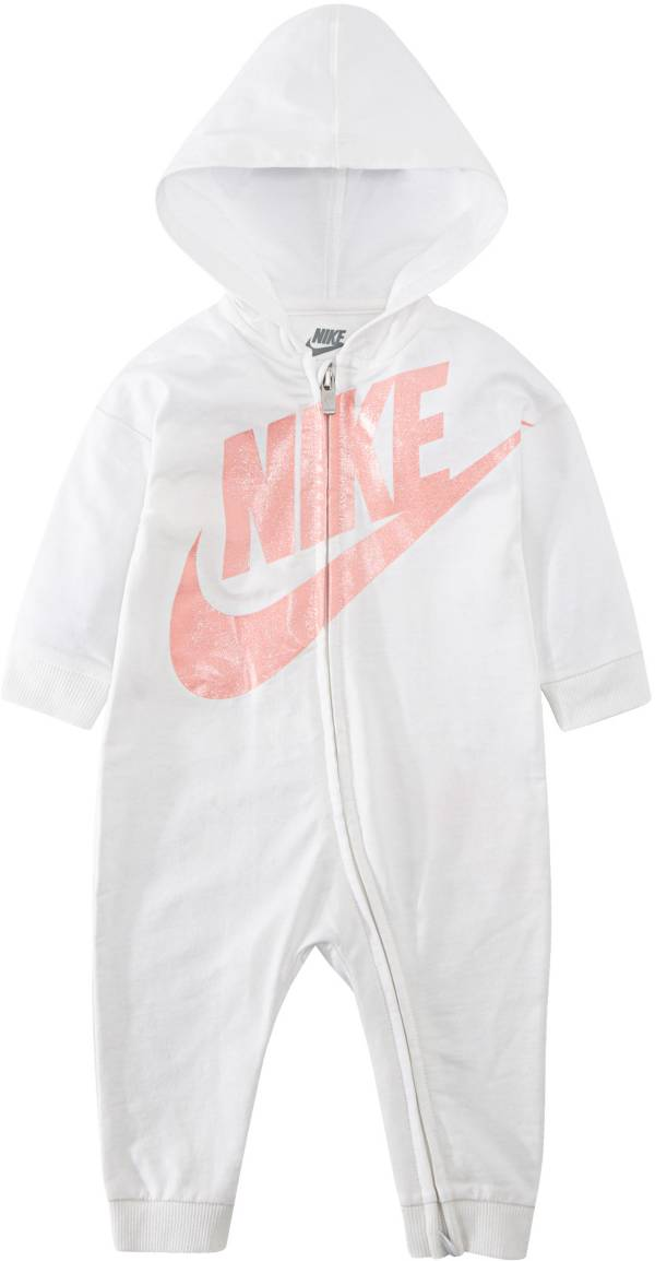 Nike Infant Sparkle Full Zip Hooded Coveralls product image