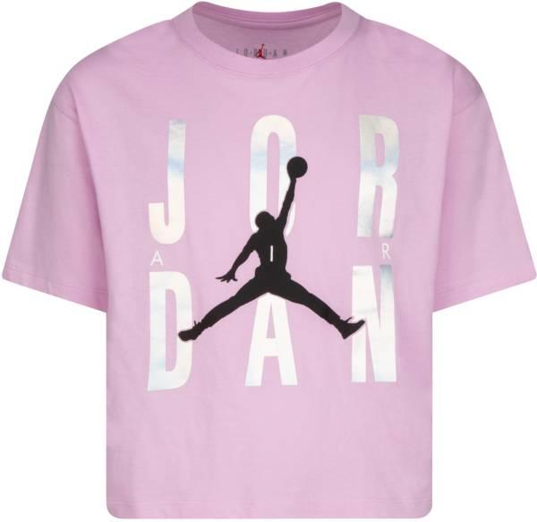 Jordan Girls' Graphic Short Sleeve T-Shirt product image