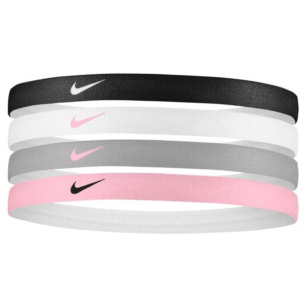 Nike Girls' Swoosh Sport 2.0 Headbands – 4-Pack product image