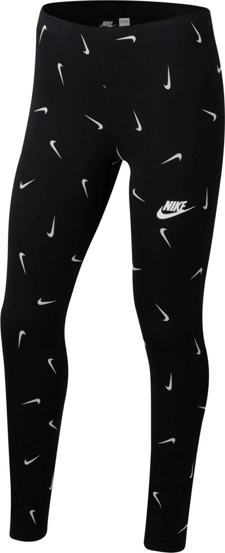 Nike Girls' Sportswear Swooshfetti Printed Leggings product image
