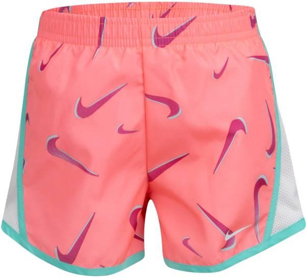 Nike Little Girls' Swooshfetti Tempo Shorts product image