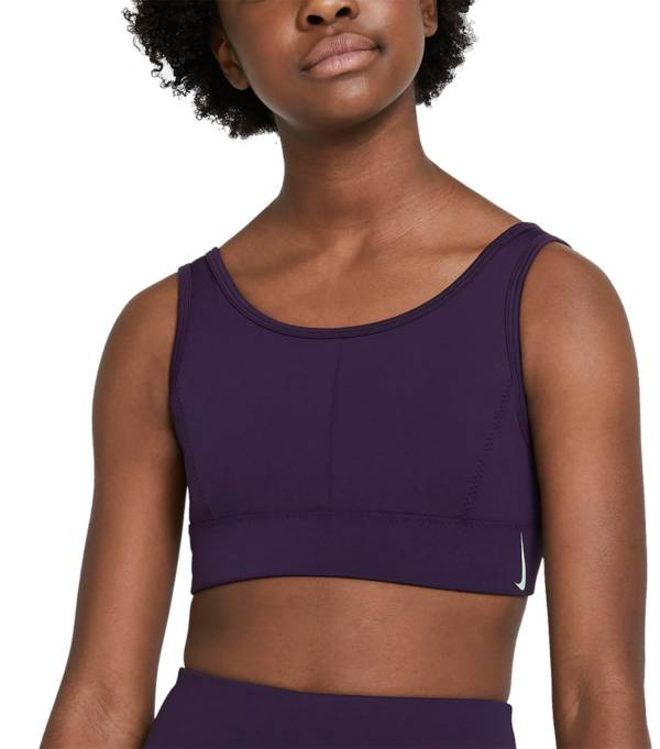 Nike Girls' Swoosh Luxe Sports Bra product image