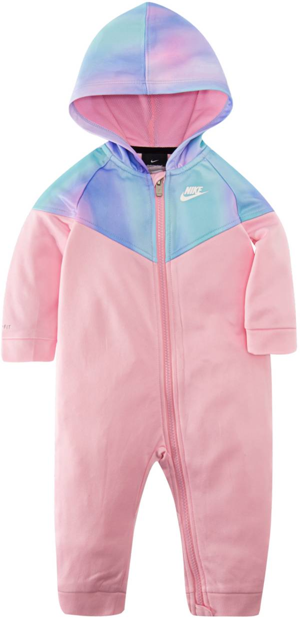 Nike Infant Girls' Therma Full-Zip Coveralls product image